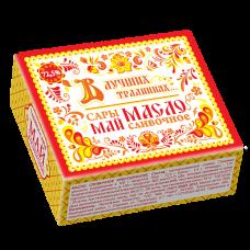Масло сливочное крестьянское 72,5%, 200г