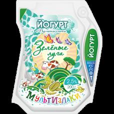 Йогурт Мультизлаки 2,5%, 200г
