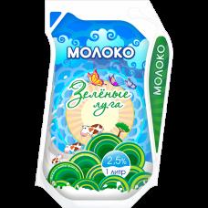 Молоко ультрапастеризованное 2,5%, 1л
