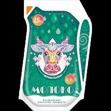 Молоко ультрапастеризованное 1,5%, 900мл